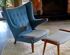 Vintage Hans Wegner Papa Bear Chair by Papa Bear Chair Hans Wegner Papa Bear Chair Click To Enlarge