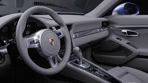 NEW 2015 Porsche 911 Targa INTERIOR