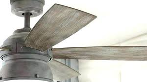Weathered Oak Ceiling Fan Rustic Best Fans Ideas On Intended