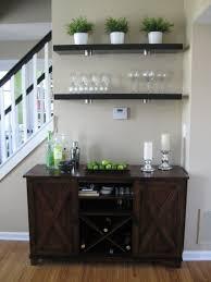 Dining Room Hutches Lovely Living Bar Area Ikea Lack Shelves World Market Verona Buffet Of