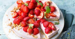 rezept erdbeer joghurt kuchen ohne backen freundin de