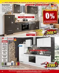 küchenzeile poco küchen prospekt poco küchenzeile angebote