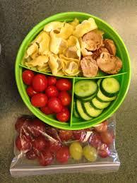 Toddler Daycare Lunch NUT FREE DAIRY Chicken Meatballs Tortellini Cherry