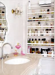 Favorite Hacks From Apartment Therapy House Tours Perfume StoragePerfume DisplayBottle
