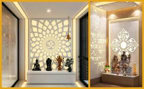 100 At Home Interior Design Simple Tricks To Build A Beautiful Pooja Room For Indian