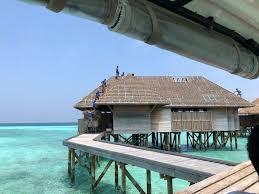 100 Conrad Maldive Hilton S Review Deluxe Beach Villa Retreat Water