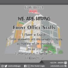 Good Morning Tweeps Were Looking For Candidates To Join Our Team EduhostelHRDpictwitter XCBoMDVAsV