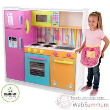 cuisine en jouet cuisine enfant kidkraft sur jouets prestige
