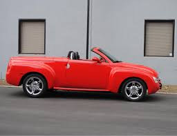 2005 Chevy SSR Convertible Pick Up For Sale.