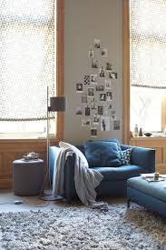 warmes grau verträgt sich prima mit blau bild 14 living
