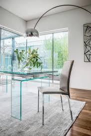 moderne stuhl aus metall und holz für esszimmer idfdesign