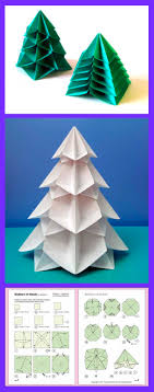 Origami Money Xmas Tree