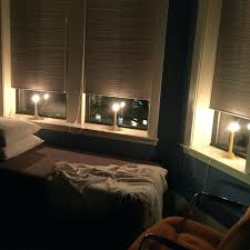 candle lights for windows without sills window candles electric