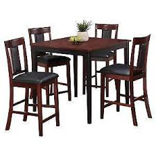 counter height dining set ebay