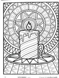Childrens Christian Christmas Coloring Pages Printable Pdf For Adults