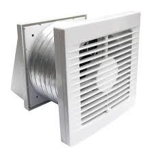 manrose bathroom wall exhaust fan kit 150mm bunnings warehouse