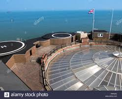100 Spitbank Fort Solent Hotel Stock Photo 220531569 Alamy
