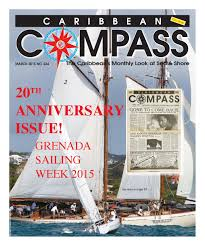 Nadine Yacht Sinking 1997 by Caribbean Compass Yachting Magazine March 2015 By Compass