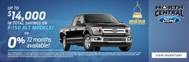 North Central Ford | New & Used Car Dealership Serving Richardson TX