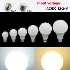 24v led b22 light bulbs ebay