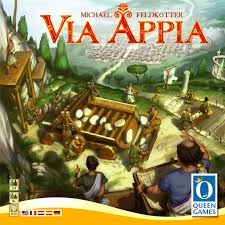 Picture Of Via Appia Find This Pin And More On Ancient Rome Themed Boardgames
