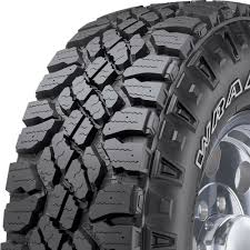 100 Goodyear Wrangler Truck Tires 2 New LT28570R17 DuraTrac AT 8 Ply D Load