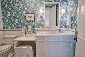 bathroom single bathroom vanity with makeup table white marble