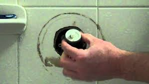 Fix Leaking Bathtub Faucet Single Handle by Replace Shower Handle Without Replacing Valve How To Two Fix