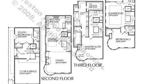 Smart Placement Custom Home Plan Ideas by Four Story House Plans Home Design