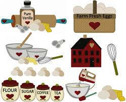 Appealing Country Kitchen Clipart 32 For Your With