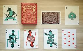Deck View Bloodlines Playing Cards
