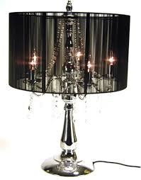 Ebay Pottery Barn Table Lamps by Crystal Chandelier Table Lamps 15 Ways To Make Any Home Shine