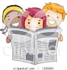 View All Journalist Clipart Newspaper Ad