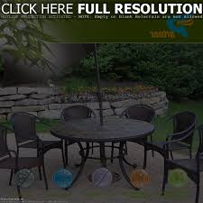 Wilson Fisher Patio Furniture Set by Wilson Fisher Patio Table Home Outdoor Decoration