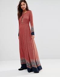 must have long sleeve maxi dress