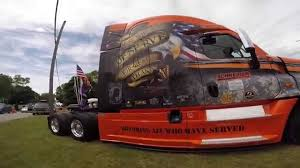 The Best Semi Truck Show In The WORLD! - YouTube