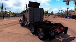 PETERBILT 351 TRUCK + INTERIOR V3.0 - ATS Mod | American Truck ...