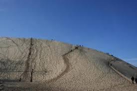 la grande dune du pilat à pyla paysage arcachon à