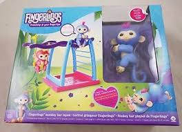 Image Is Loading ERROR BOX Fingerlings Monkey Bars Playset Exclusive Liv