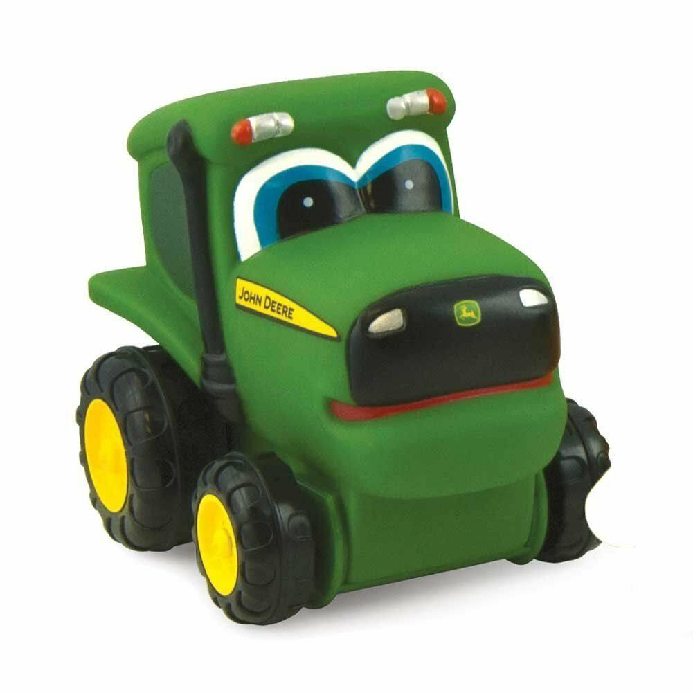 Soft Johnny Tractor Collect­ N Play Action Figure