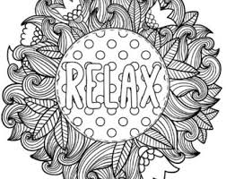 Amazing Relaxing Coloring Pages Emejing Printable Photos