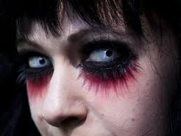 Rx Halloween Contacts by Officials Warn Against Colored Contact Lenses For Halloween Nbc