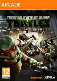 Teenage Mutant Ninja Turtles: Out Of The Shadows | Game Grumps Wiki ...