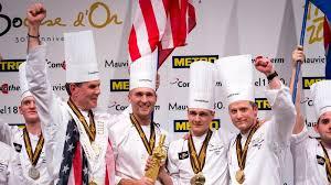equipe de cuisine un américain gagne le bocuse d or au chionnat du monde de