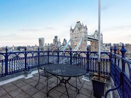 100 Pent House In London Side The Luxury 13 Million Fourbedroom Tower Bridge