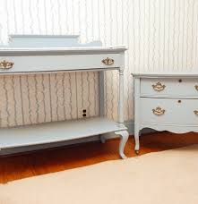 Babi Italia Dressing Table by Vintage 1940s Baby Changing Table And Nursery Dresser Ebth