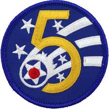 Awards And Decorations Air Force by Wwii Army Air Corps 5th Air Force Class A Patch Usamm