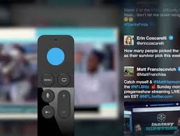 Connect Your iPhone To Your Apple TV To Tweet While You Watch