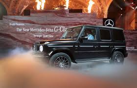 All-new Mercedes G-Class Looks Almost The Same – And That's Not A ... Cars Truck Surprise Eggs And Robocar Poli Car Toys Youtube 2019 Mercedesbenz Gclass First Drive Nothing But A Gwagen Southpark Magazine Auctions Tenders Gjwisdom Co Used Commercial Trucks Heavy Duty Semi For Sale In Dallas Hudson Nc Cj Auto Sales Gmc Astro Wikipedia Texas Dealer July 2014 By Ipdent Dealers Cascade Chevrolet Dealership Wenatchee Wa 2002 Freightliner Century Class Trucksalescomau