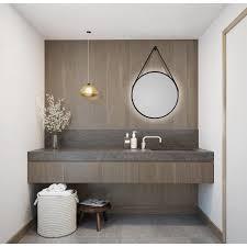 dsk design led lichtspiegel rund silver barbier ø 50 cm schwarz matt